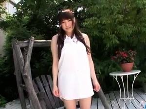 asian girl caught masturbating