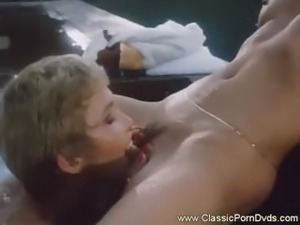 Marilyn Chambers Swallows Cum