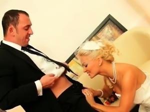 mature bride sex