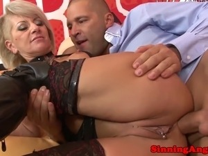 leather anal xvideos
