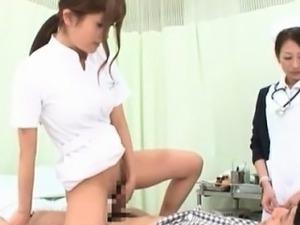 japanese handjob nurse hospital