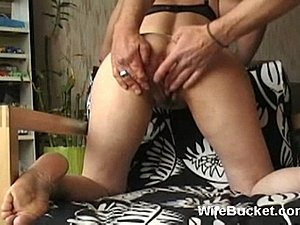 home made wife blowjob
