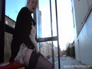 lesbian public nudity and flashing
