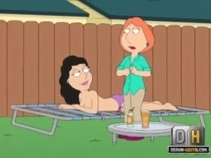 Family guy bathroom penetration