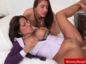 mommys got boobs diamond foxxx