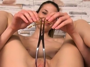 stinky pussy gaping ass naked