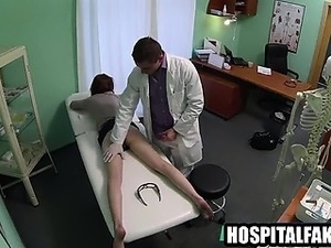 doctors oral sex