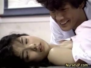erotic japanese doctor massage