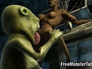 alien sex galleries