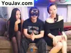 korean muscle girls