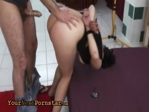 tied up pussy play