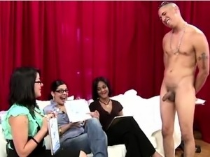 cfnm huge cock blowjob movies