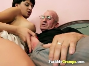Pleasuring senior anal men erotic