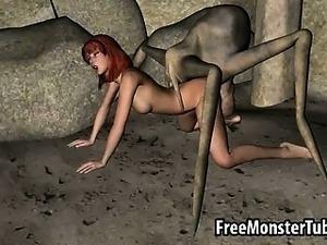 sex with alien video