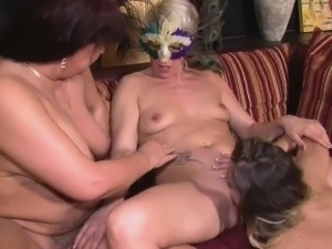 My wife fucked by two men