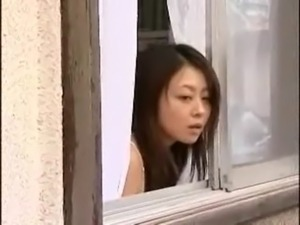 naked japanese wife