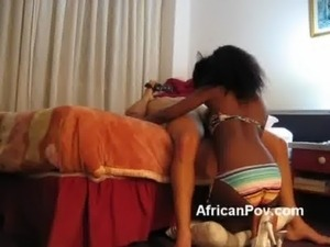 african shaved pussy