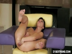 extreme gaping anal sex