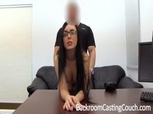 schoolgirl anal casting slutload