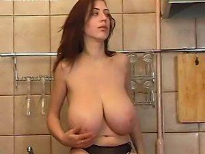 couple kitchen sex video