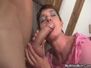 mother in law fuck video