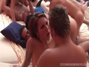 Naked czech girl