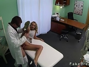 blonde pussy bang cock