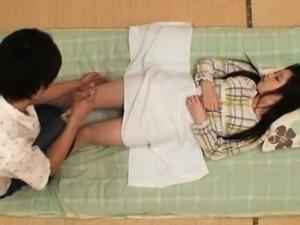 ass massage video