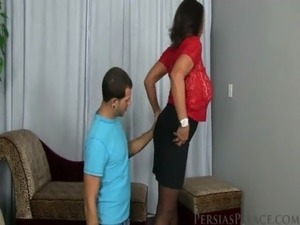 teen wants her aunt video
