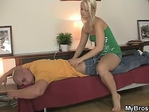 erotic home massage movies