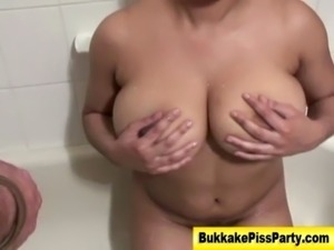 gaping pussy pissing videos
