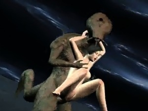 anime movie alien sex