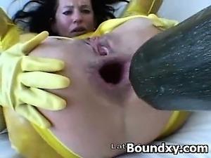 Big breast latex