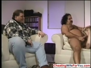 Ron jeremy threesome