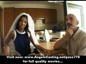 sex with amateur bride pictures