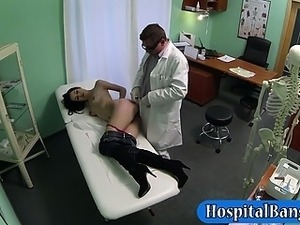 Sexy naked doctors