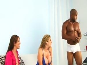 white girls with black guys sex