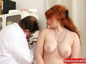 Girl fucked by doctor