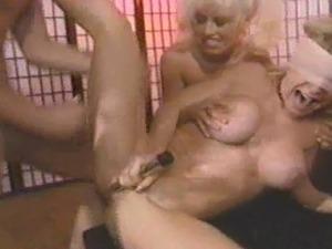 Wild sex scene