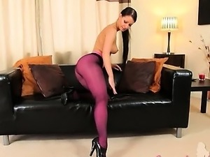 pantyhose girl gallery