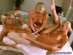 asian nude lesbian massage