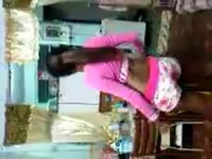 Hot latina sexy girl dancing