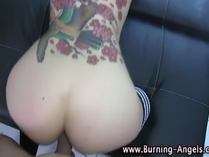 goth emo anal ass fucked