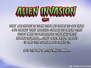 Alien sex movies