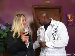 black guys and white wife