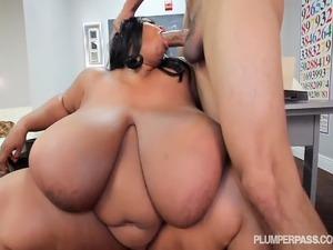 black fat virgins porn