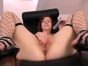 gyno anal video
