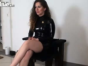 mature older women nylons video