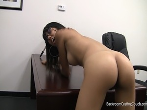 erotic video office coworkers in backroom
