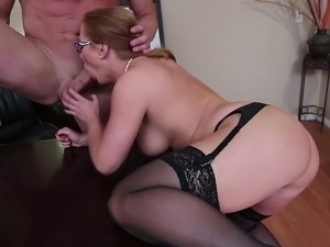 Office sex nude